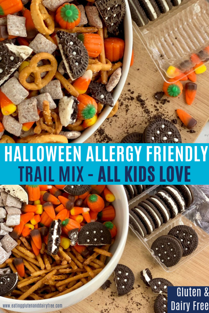 Halloween Trail Mix Eating Gluten And Dairy Free