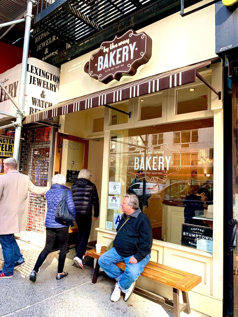 by the way bakery in New York City