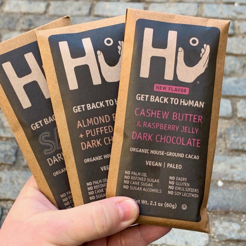 chocolate bars in New York City