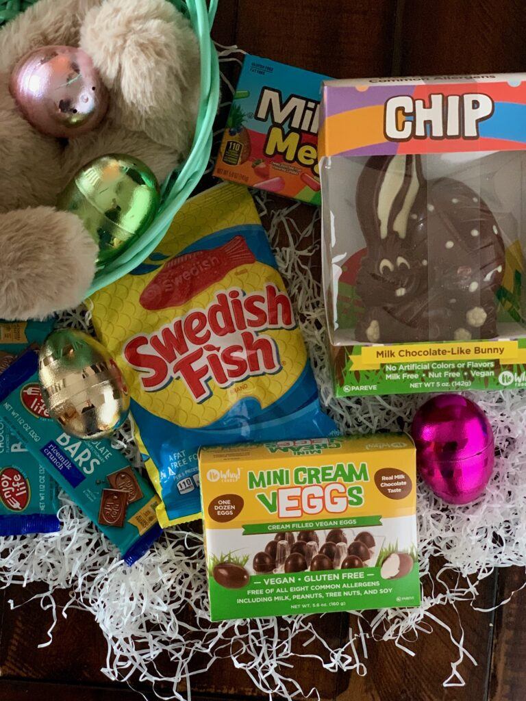 Several Easter treats to enjoy.