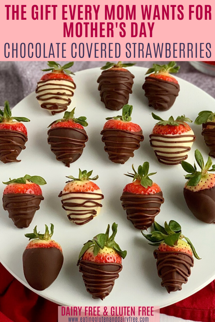 A decadent plate of chocolate covered strawberries.