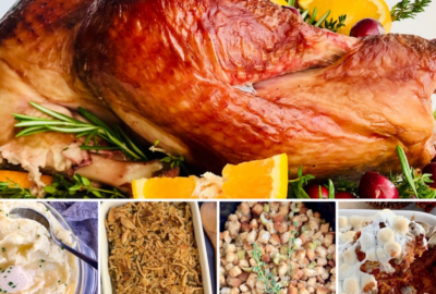 5 different dishes for Thanksgiving Day mentioned in this post